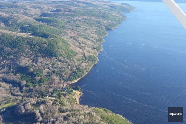 Le projet de terminal maritime à Sainte-Rose-du-Nord pourrait... ((Archives Le Quotidien))