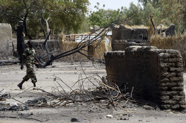 Ces pertes constituent l'un des revers les plus... (Photo: AFP)