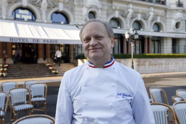 Le chef étoilé et l'Institut de tourisme et... (PHOTO AGENCE FRANCE-PRESSE)