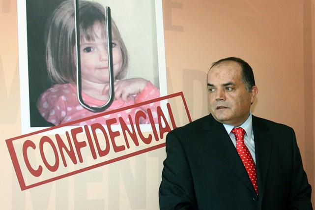 Au cours du procès, les parents de Maddie... (Archives AFP)