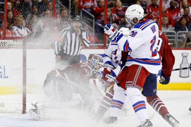 Les Rangers ont gagné trois de leurs quatre... (Photo: Reuters)