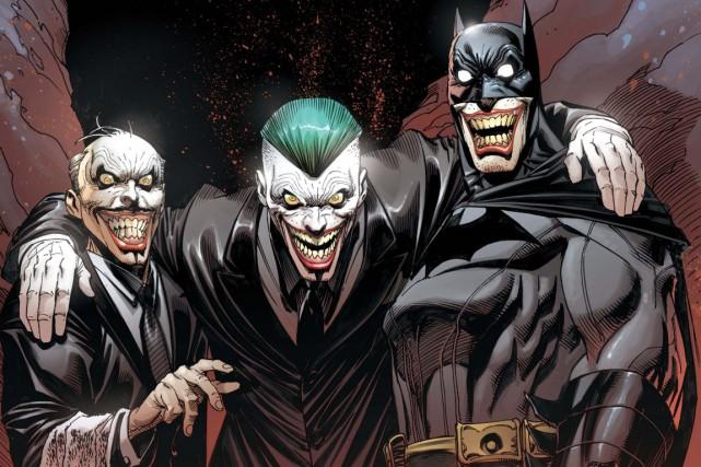 La maison d'édition DC Comics publiera une bande dessinée mettant en vedette un... (Photo AP)