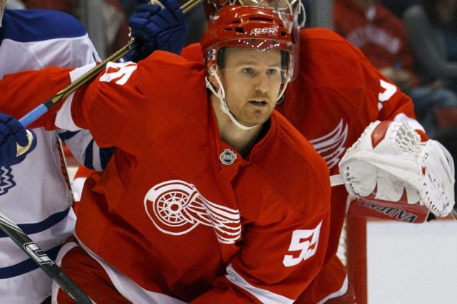 Niklas Kronwall... (Photo: AP)