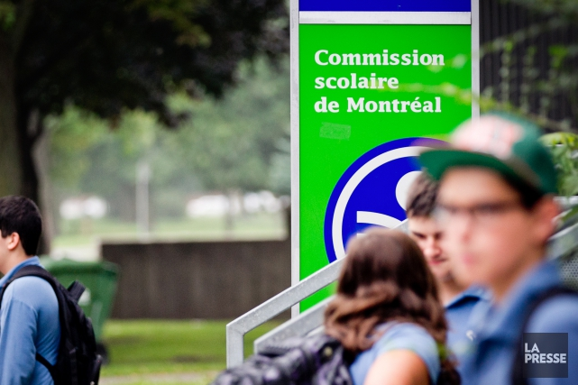 La CSDM a fait connaître hier aux parents... (PHOTO MARCO CAMPANOZZI, ARCHIVES LA PRESSE)