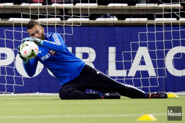 Kristian Nicht sera-t-il devant le filet de l'Impact... (Photo Olivier Jean, La Presse)