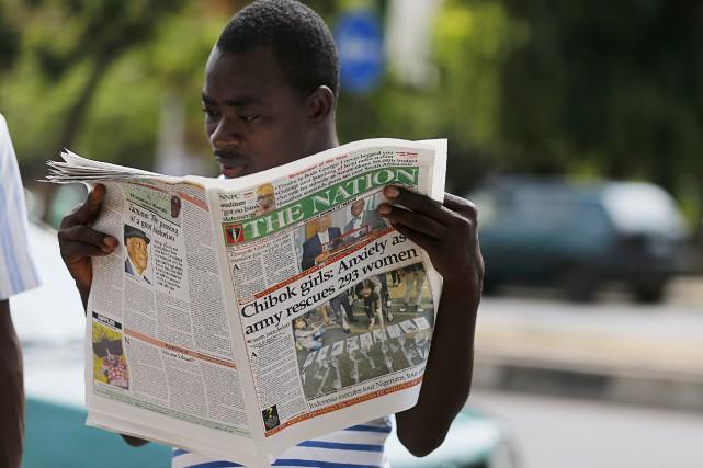 La focalisation médiatique sur les filles de Chibok... (Photo Afolabi Sotunde, Reuters)