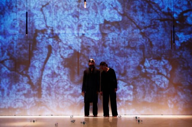 Le cinquième hiver de Pep Ramis et Maria... (Photo: fournie par l'Agora de la danse)