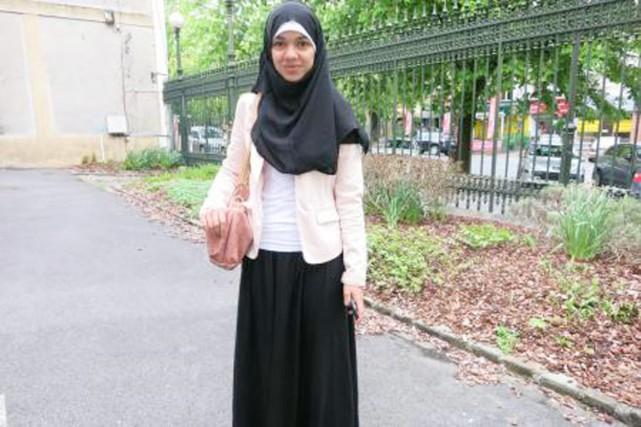 «Cette jupe n'a vraiment rien de particulier, elle... (PHOTO L'UNION-L'ARDENNAIS)