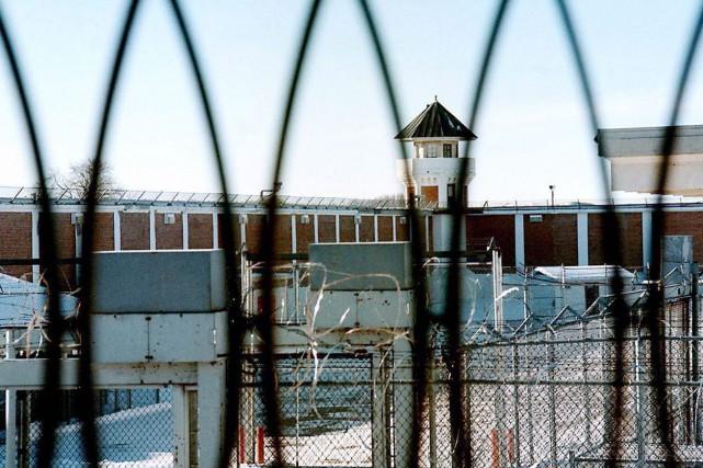 Les chercheurs concluent que plusieurs détenus qui adoptent... (PHOTO ARCHIVES LA PRESSE CANADIENNE)