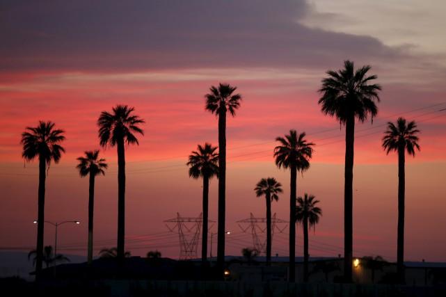 La Californie est en bonne voie d'atteindre l'objectif... (PHOTO LUCY NICHOLSON, REUTERS)