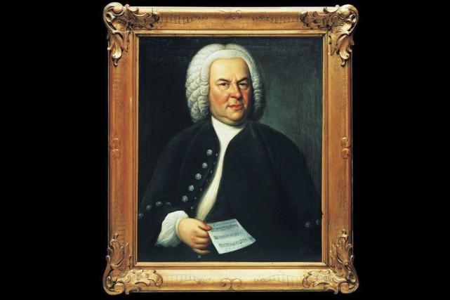 Le portrait le plus connu de Jean-Sébastien Bach va retourner en Allemagne afin... (Photo: AP)
