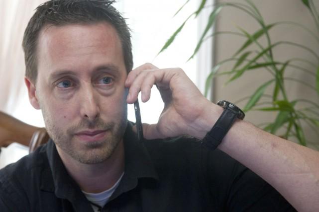 Le coordonnateur de la Coalition d'aide aux victimes... (Photo: Stéphane Lessard Le Nouvelliste)
