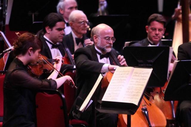 Il est bien dangereux, ce Requiem de Verdi. «Mortel», si j'ose dire. Car il est... (Patrick Woodbury, Archives LeDroit)
