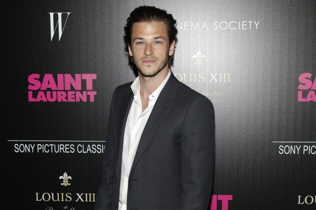 Gaspard Ulliel... (Photo Andy Kropa, AP)
