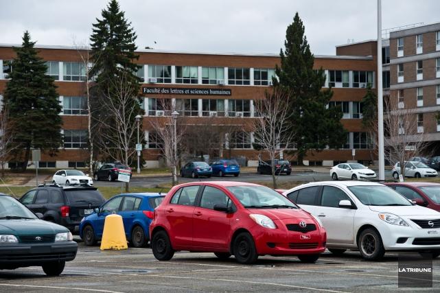 L'Université de Sherbrooke prépare une nouvelle mouture de sa politique de... (Imacom, Jessica Garneau)