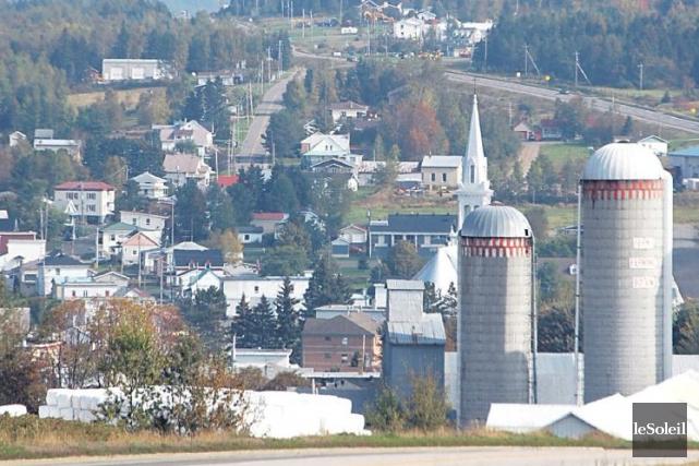 La municipalité de Saint-Tite-des-Caps... (Photothèque Le Soleil)
