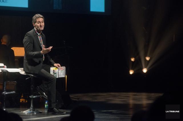 Mario Trépanier... (Imacom, Julien Chamberland)