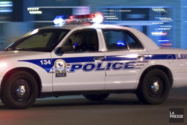 La famille de présumés trafiquants arrêtés ce matin à Laval se serait... (Photo fournie par la Ville de Laval)
