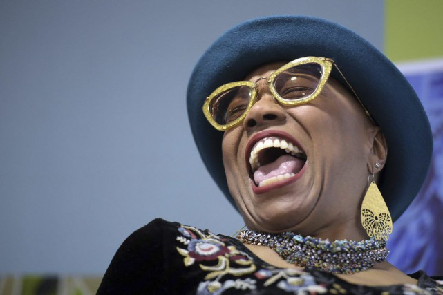 Dee Dee Bridgewater... (PHOTO LIONEL BONAVENTURE, AFP)