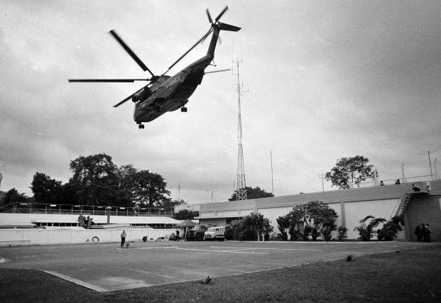 La guerre du Vietnam a pris fin le... (Archives AP)