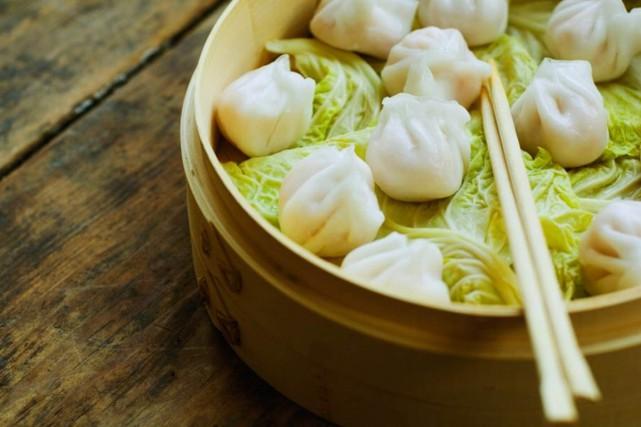 Les paniers de bambou peuvent être utilisés pour... (Photo Masterfile)