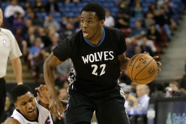 Andrew Wiggins... (Photo Rich Pedroncelli, AP)