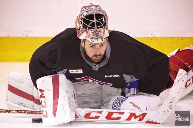 Carey Priceest la colonne vertébrale du Canadien.... (Photo André Pichette, La Presse)