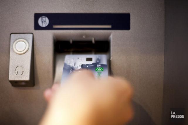 Les plus grandes banques du Canada ont toutes... (PHOTO SARAH MONGEAU-BIRKETT, LA PRESSE)