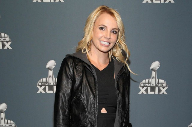 Britney Spears a vendu plus de 100 millions... (Photo Omar Vega, Invision/AP)