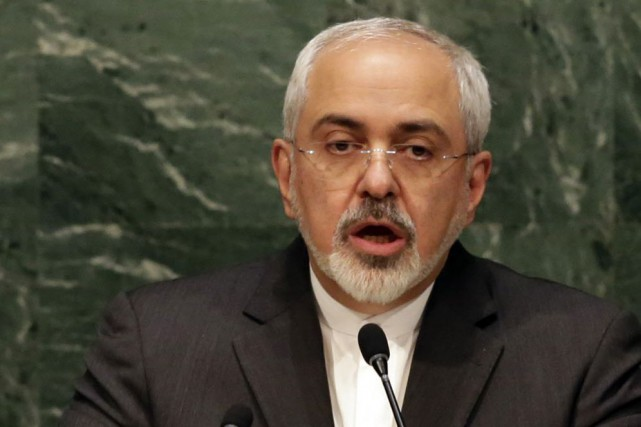 L'Iran, qui est sous le coup de sanctions... (Photo Richard Drew, AP)