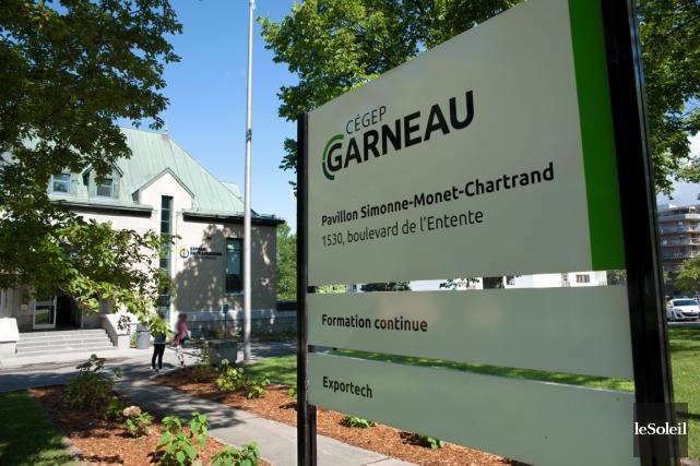 Le cégep Garneau... (Photothèque Le Soleil)