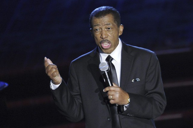 Ben E. King en 2012.... (PHOTO TIMOTHY A. CLARY, AFP)