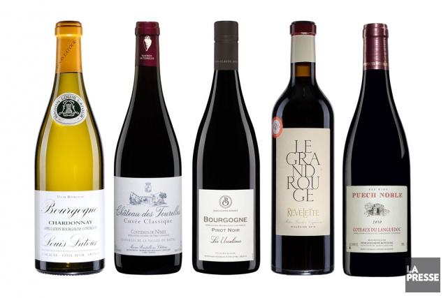 Grand millésime, 2009 a donné, dans le Bordelais, des vins rouges concentrés,... (PHOTOMONTAGE LA PRESSE)