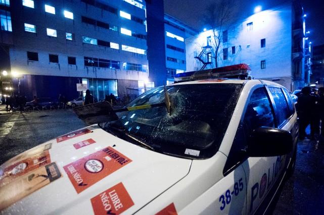L'auteur démontre que le radicalisme n'a jamais réussi... (Photo Olivier Jean, La Presse)