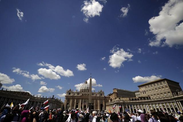 Le processus de béatification du très charismatique pape... (Archives, Agence France-Presse)