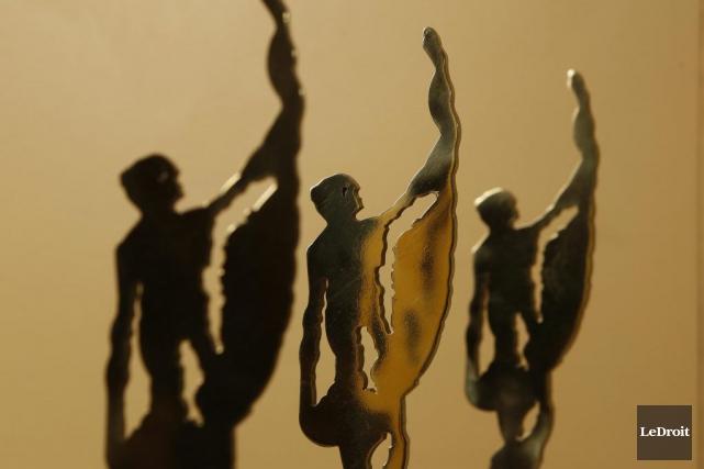Le Gala des Prix Trille Or aura lieu... (Simon Séguin-Bertrand, LeDroit)