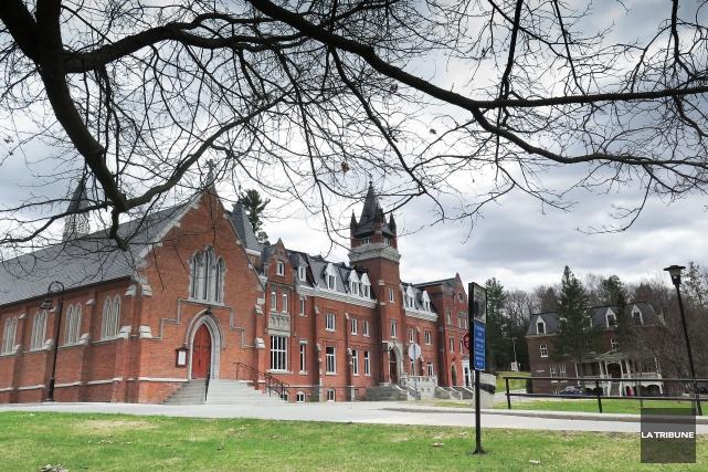 L'Université Bishop's s'est retrouvée sous les projecteurs, cette... (Imacom, René Marquis)
