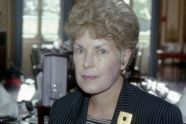 Ruth Rendell... (Photo Max Nash, archives AP)