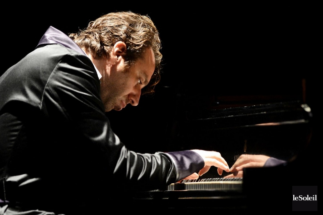 Le pianiste Chilly Gonzales... (Patrice Laroche, Archives Le Soleil)
