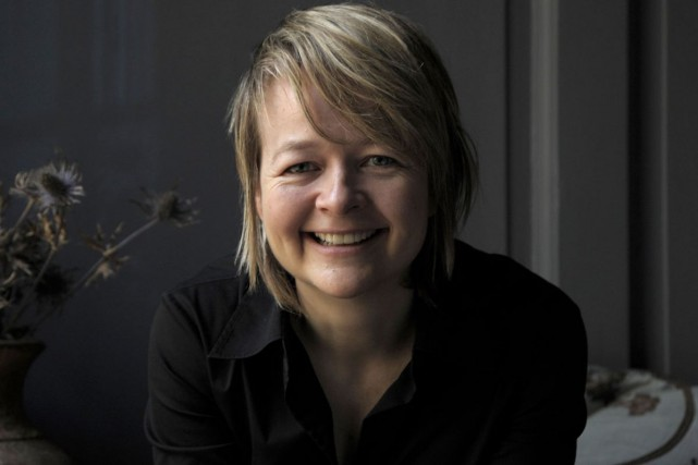 L'auteure britannique Sarah Waters... (Courtoisie)