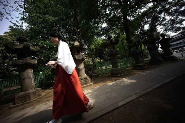 Le Japon est situé à la jonction de... (Photo Eugene Hoshiko, AP)