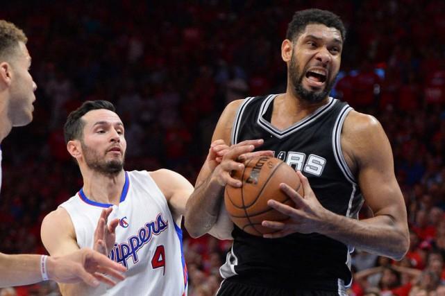 Les Spurs menaient trois victoires à deux après... (Photo Jayne Kamin-Oncea-USA TODAY Sports)