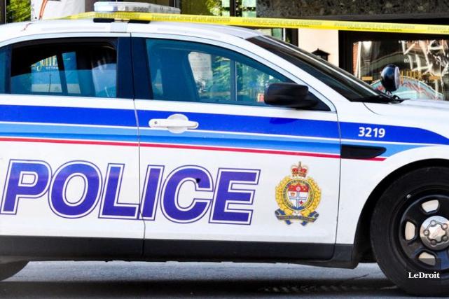 Le Service de police d'Ottawa affirme qu'une enquête criminelle est en cours ce... (Martin Roy, Archives LeDroit)