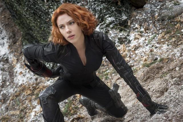 Scarlett Johansson dans Avengers: Age Of Ultron.... (PHOTO FOURNIE PAR MARVEL)