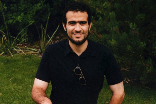 Omar Khadr en 2014... (PHOTO REUTERS)