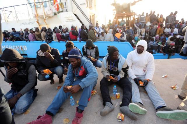 La Libye a de tout temps été un... (Photo: AP)