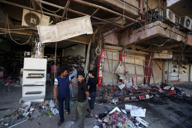 L'attentat de samedi est le second revendiqué par... (Photo: AP)