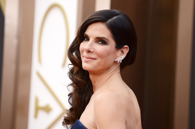 Sandra Bullock... (Photo AP, Jordan Strauss)