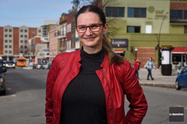 Valérie Lalbin, directrice générale de l'Office de tourisme,... (Photo: François Gervais Le Nouvelliste)
