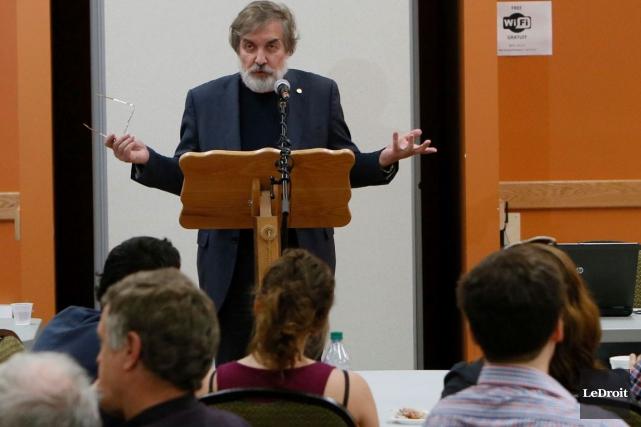Le président du Comité consultatif d'urbanisme (CCU) de... (Simon Séguin-Bertrand, LeDroit)